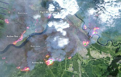 Incendi a Fort McMurray