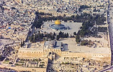 Medio Oriente: risoluzione Unesco non riconosce legami ebraismo con Monte del Tempio