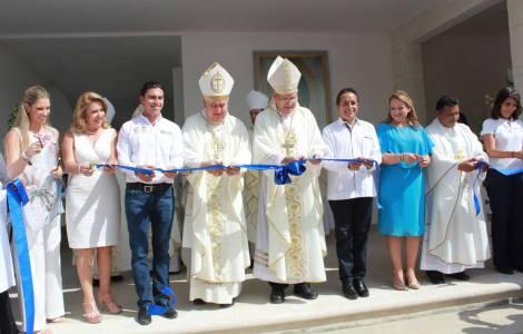 Inaugurado o novo Seminário Maior