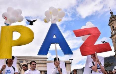 Colombia: applicare gli accordi per radicare la pace