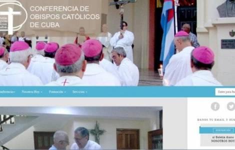 Nuova versione del sito web della Chiesa di Cuba