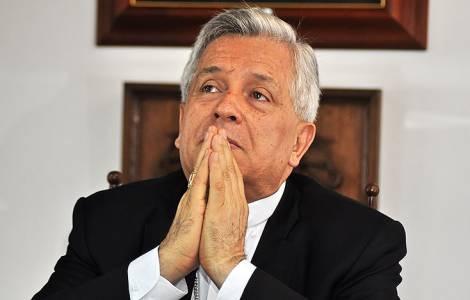 S.Exc. Mgr Darío de Jesús Monsalve Mejía