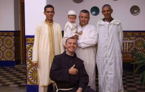 Simeone Czeslaw Stachera, Direttore delle Pontificie Opere Missionarie del Marocco