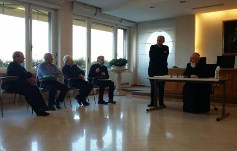 Il Cardinale Filoni al seminario di studio su Laici e Missione