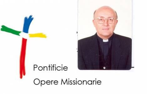 padre Fernando Galbiati, PIME