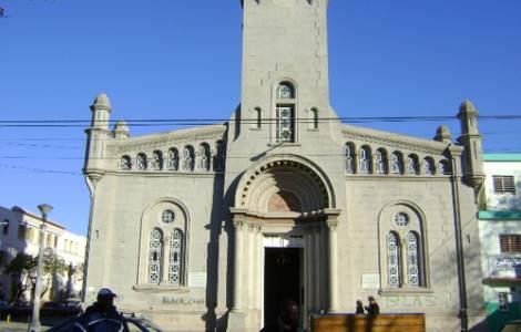 parrocchia di San Giovani Battista, nel quartiere Florencio Varela