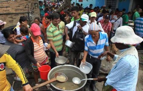 garantire il cibo alle famiglie più povere