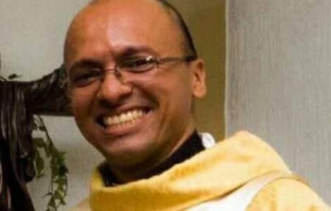 Le Père José Luis Arismendi, 35 ans