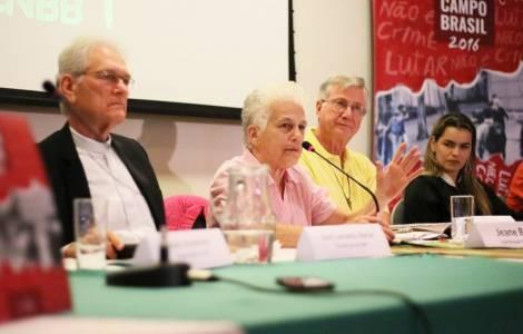 Rapport sur les conflits en zone rurale au Brésil