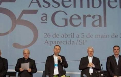 """Assembleia dos Bispos: """"Urgente retomar o caminho"""