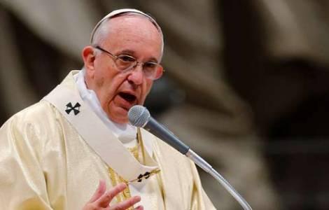 """""""Non cadere nella sfiducia e nella disperazione"""": l'invito del Papa ai venezuelani"""