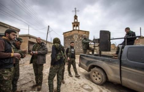 I curdi libereranno la Siria con l'aiuto delle armi americane