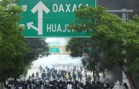 Oaxaca, Scontri armati, violenza e minacce, un altro giornalista ucciso