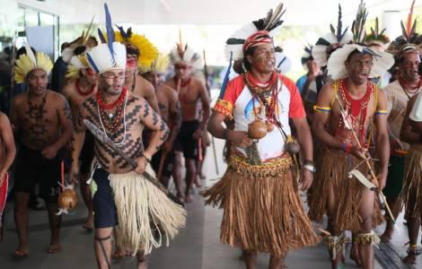 Delegazioni indigene al Ministero della giustizia: stiamo vivendo grandi difficoltà