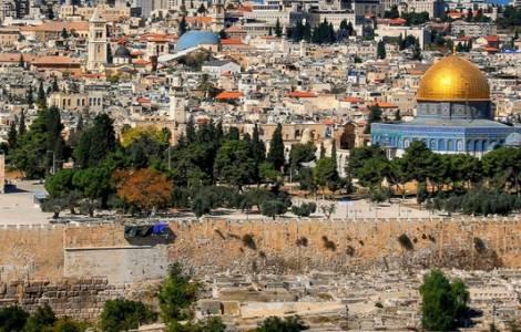 Gerusalemme, Città vecchia chiusa a chi ha meno 50 anni