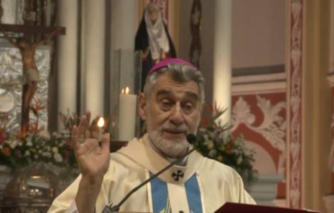 """Mons. Gualberti dopo lo scontro a fuoco: """"Questi morti devono scuotere la nostra coscienza"""""""