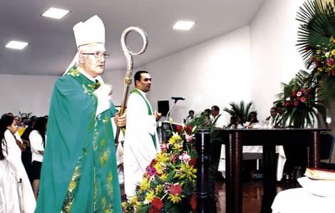 Inaugurato un nuovo tempio dedicato al Cristo di Esquipulas