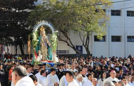"""Festa della Assunta, Mons. Valenzuela: """"c'è un'indifferenza globalizzata!"""""""