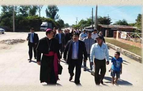 """""""La giustizia non arriva a Chaco"""" denuncia il Vicario Apostolico"""