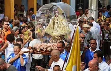 Dopo un secolo sospeso il pellegrinaggio alla patrona di Cuba per l'uragano Irma