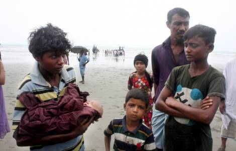 Rohingya: Unicef,