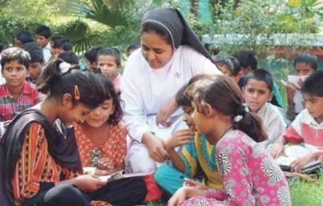 Action missionnaire au Pakistan