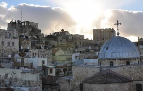 Chiuso il Santo Sepolcro per protesta contro le tasse