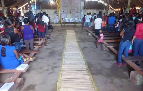 Leader indigeno: urge una maggiore presenza della Chiesa nelle comunità più lontane