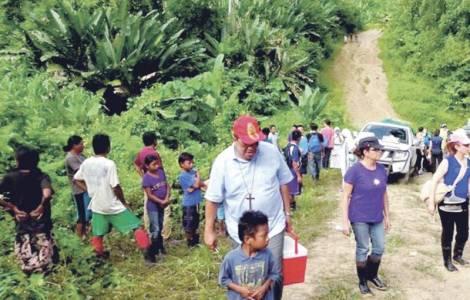 Il Vescovo di Limón chiede al nuovo Presidente un commissario per gli indigeni del paese