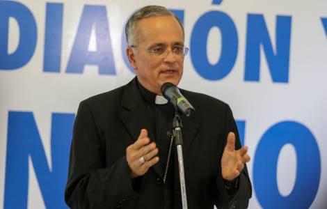 Minacce di morte a mons. Silvio Báez, impegnato nel Dialogo nazionale