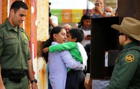 Separazione delle famiglie: i bambini immigrati restano abbandonati