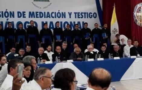 Proposta dei Vescovi a Ortega, ascoltando le richieste della popolazione