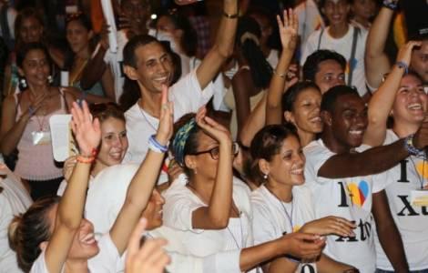 Una Iglesia joven que trabaja en Cuba