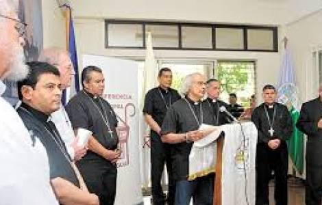 Continúa la violencia, el Cardenal Brenes en audie