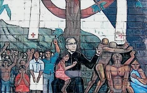 Cheminer avec Saint Romero pour construire la paix