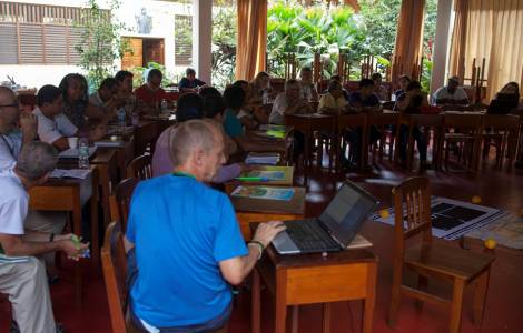 La Rete ecclesiale Pan-Amazzonica (REPAM) avvia gli incontri sugli indigeni isolati