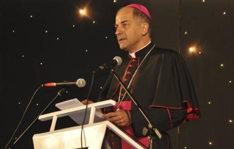 Intervention du Président des Œuvres pontificales