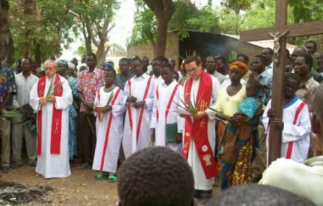 青年传教士为见证信仰献出生命