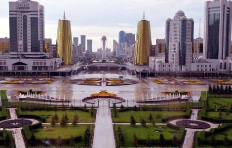 Nazarbayev non è più presidente del Kazakhstan