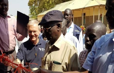 Coronavirus en Sudán del Sur